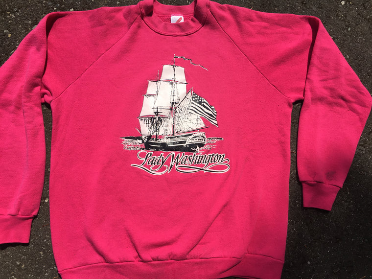 Lady Washington sweatshirt - XL