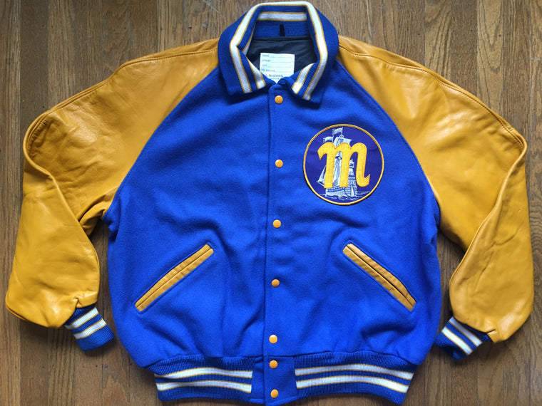 Rare Seattle Mariners varsity jacket - XL