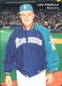 90s Seattle Mariners jacket by Starter - XL