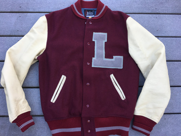 Loyola Marymount letterman jacket - 44 / L