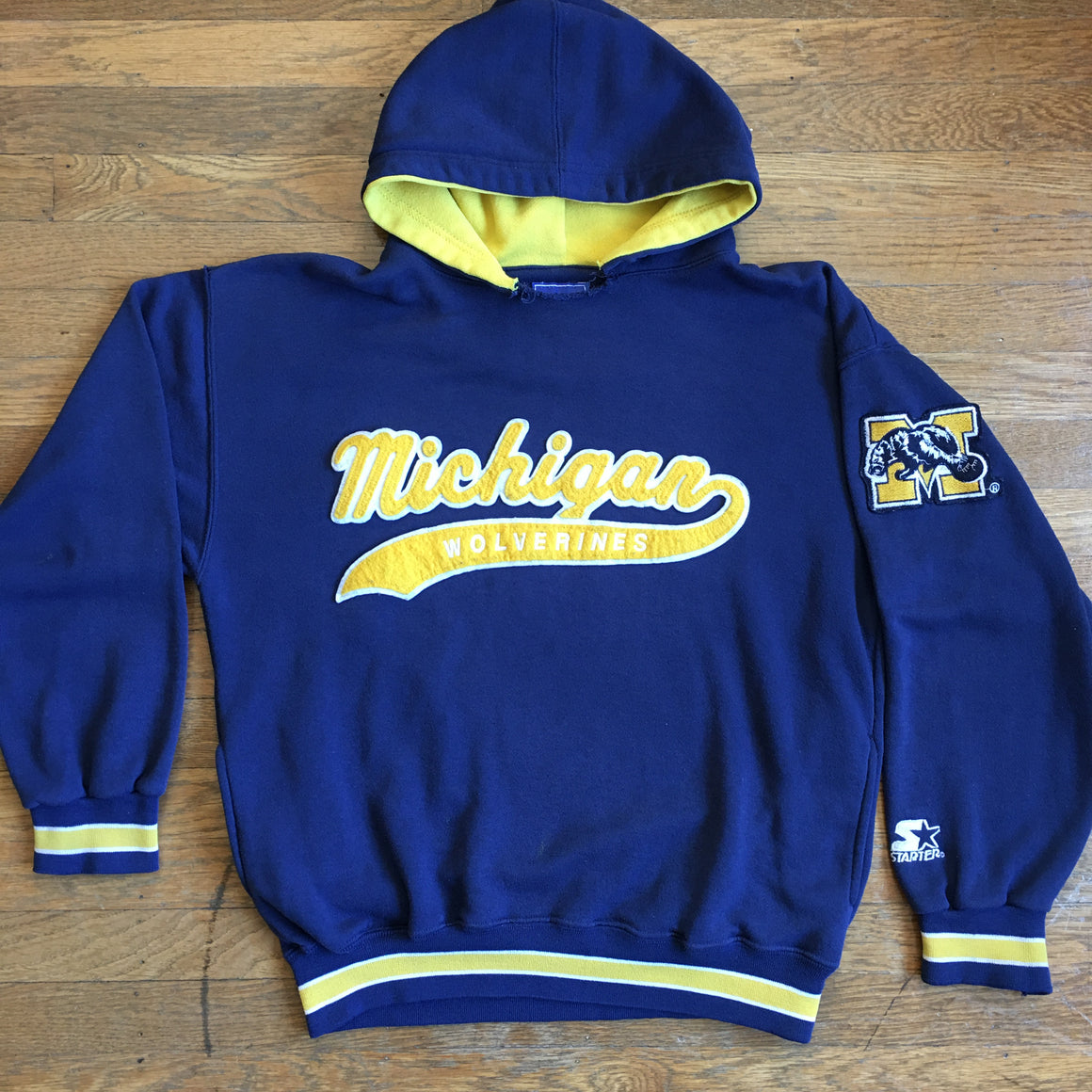 Michigan Wolverines Starter sweatshirt - S