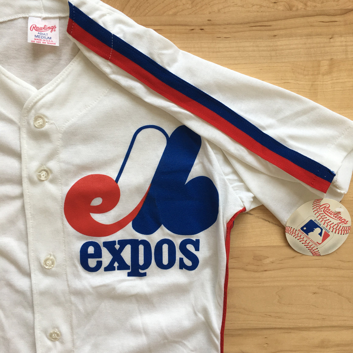 Montreal Expos jersey - M