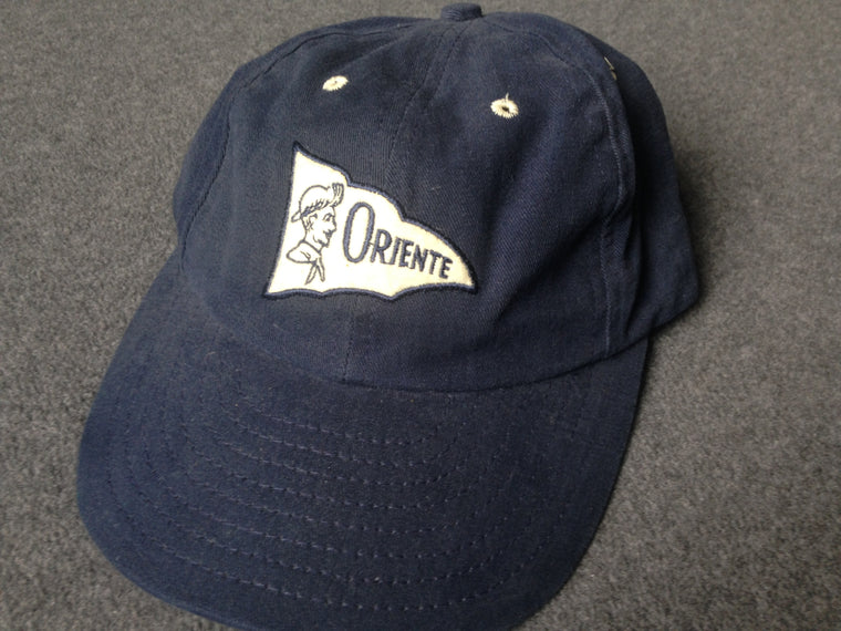 Oriente Cuban League hat by Ebbets Field Flannels