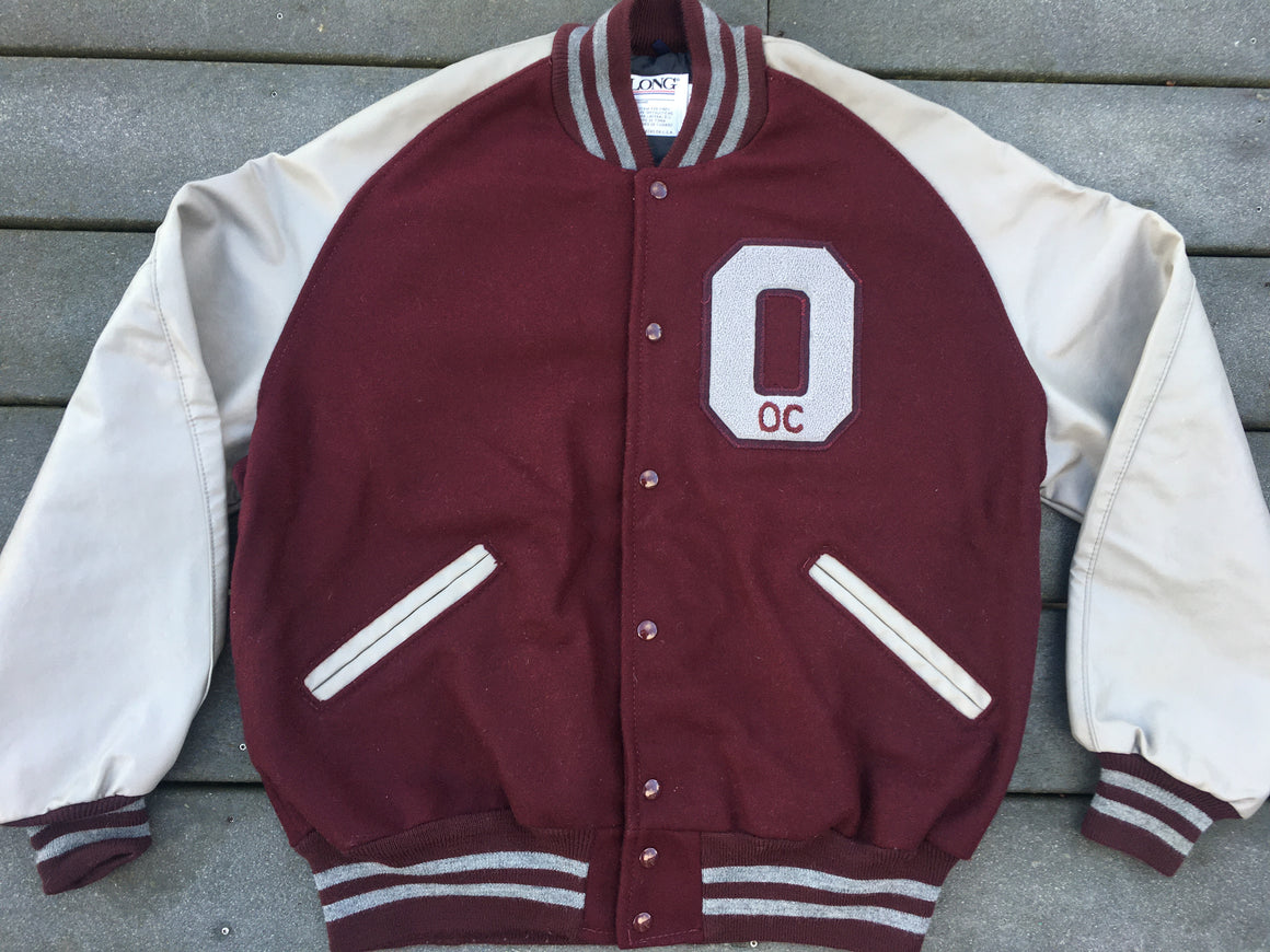 Olympic College Rangers letterman jacket - XL