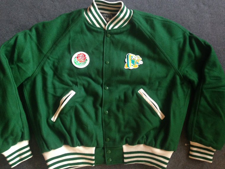 Oregon Ducks Rose Bowl varsity jacket - XL