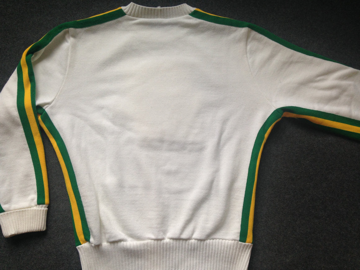 Vintage Oregon Ducks authentic cheer sweater - XL
