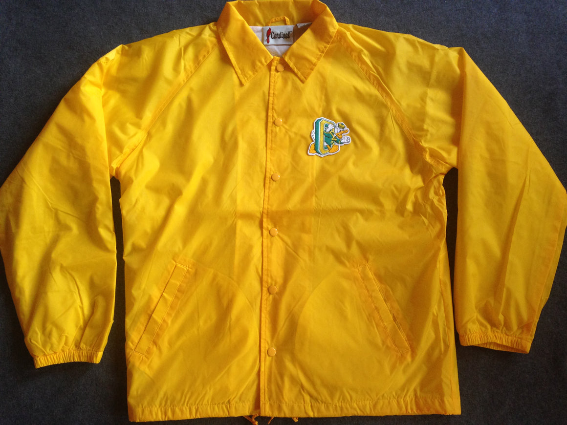 Vintage Oregon Ducks jacket - L