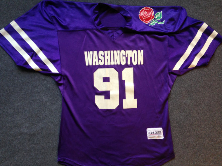 Vintage Washington Huskies Rose Bowl jersey - M/L