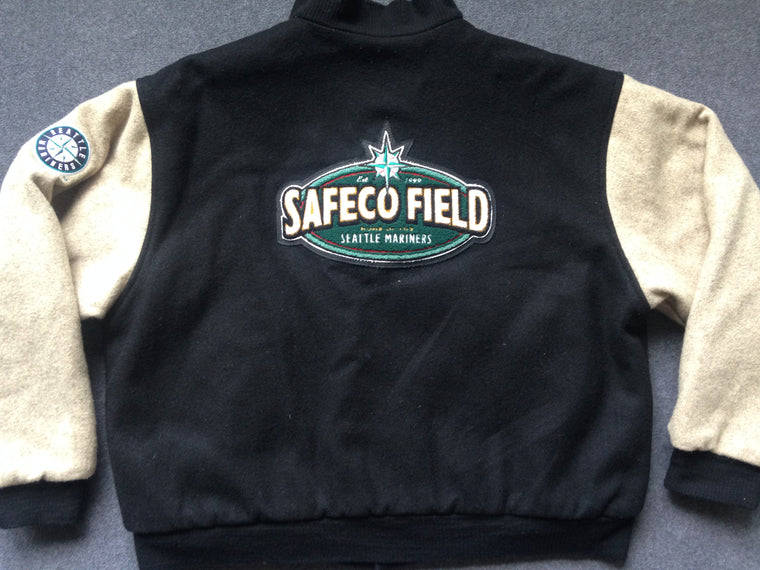 Seattle Mariners Safeco Field jacket - XL