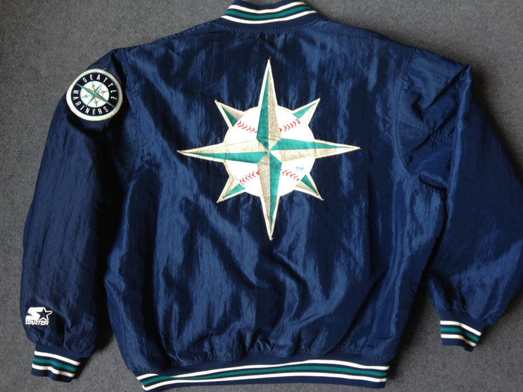 Seattle Mariners 90s jacket by Starter - XL