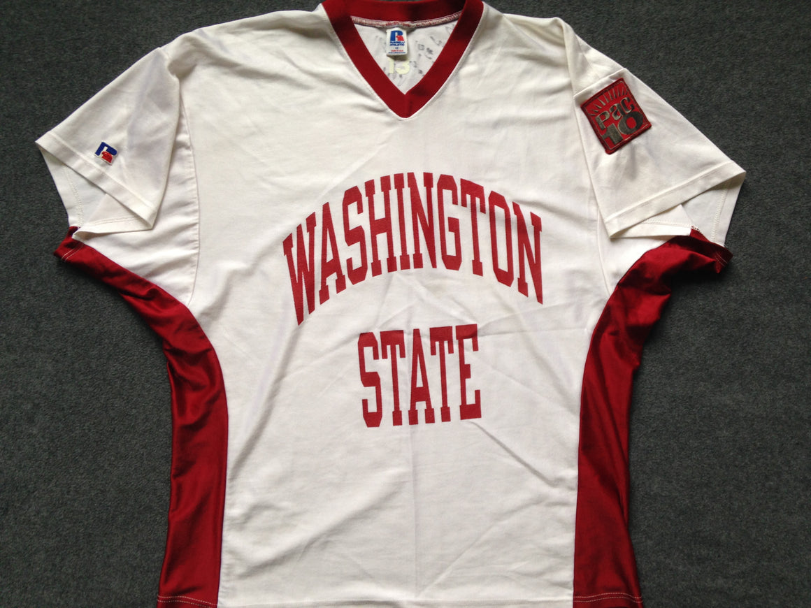 WSU Cougars signed shooter shirt - L / XL