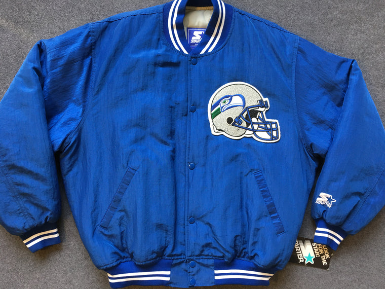 Vintage NWT Seattle Seahawks jacket - L