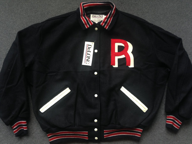 New Seattle Rainiers varsity jacket - XXL