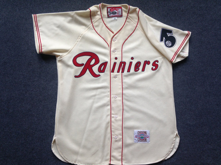 Seattle Rainiers 1961 jersey - L