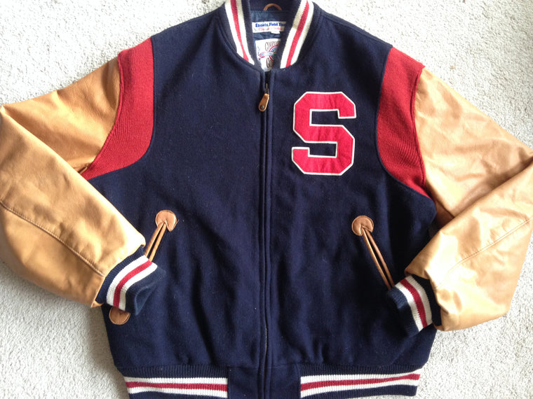 Seattle Rainiers authentic jacket - XL