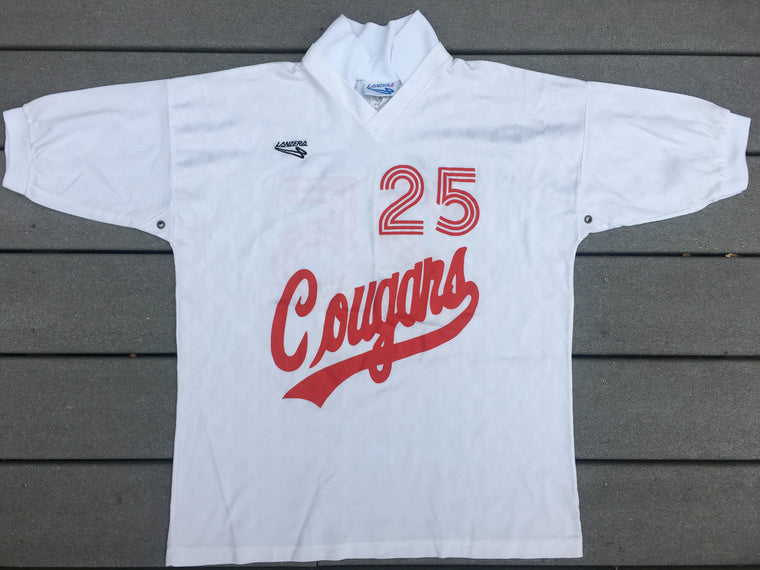 WSU Cougars authentic soccer jersey - XL