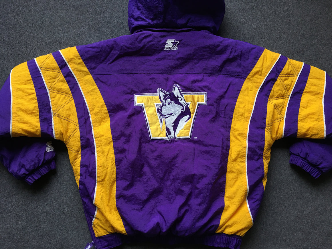 Washington Huskies Starter jacket - XL