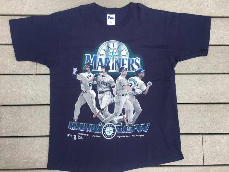 Seattle Mariners SLUGGERS shirt - XL