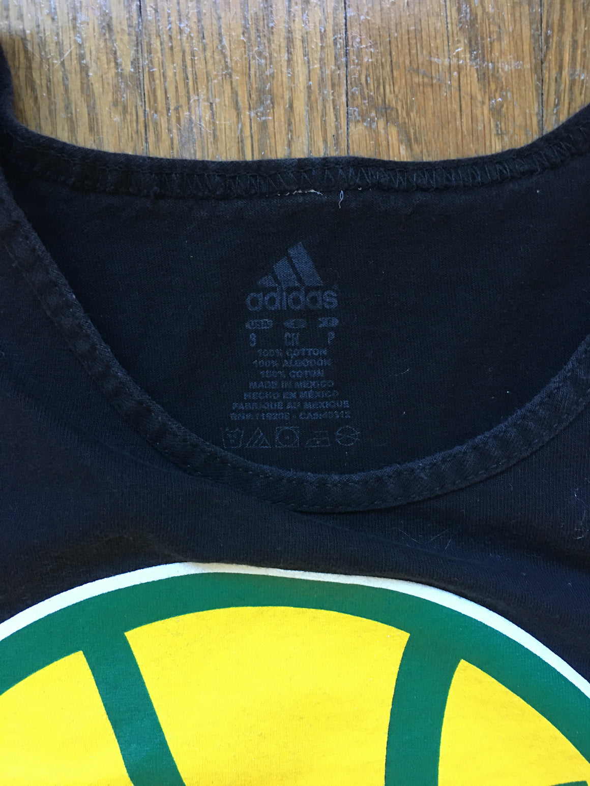Seattle SuperSonics tank top - S