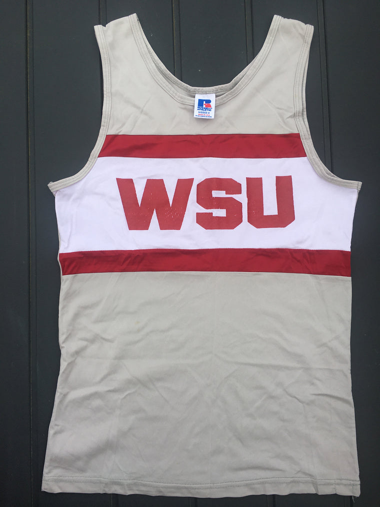 WSU Cougars authentic track tank top - XS / S