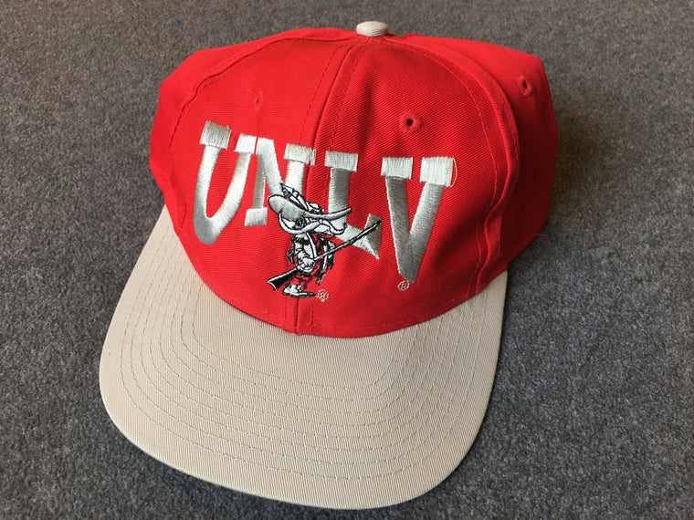 Vintage UNLV Runnin Rebels hat