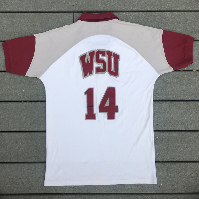 WSU Cougars authentic volleyball jersey - L / XL