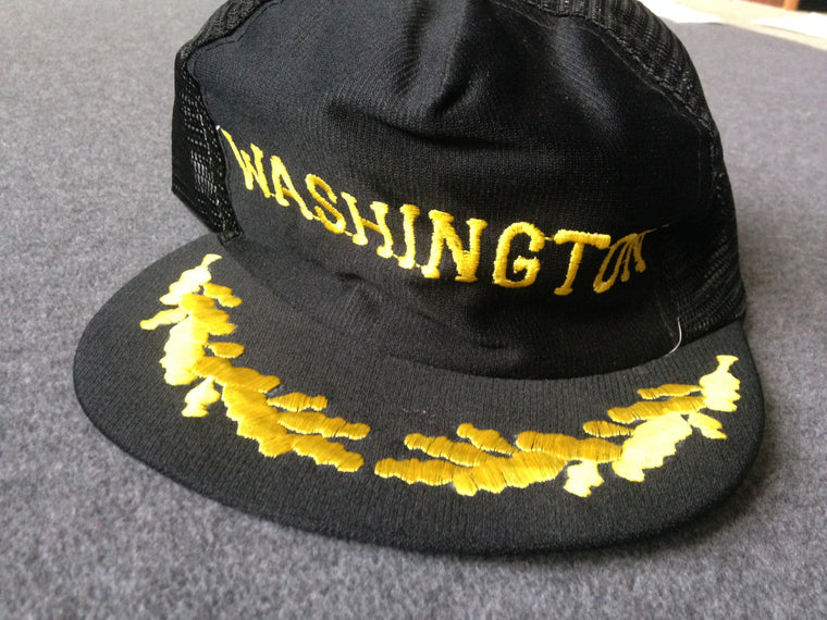 Vintage WASHINGTON trucker hat