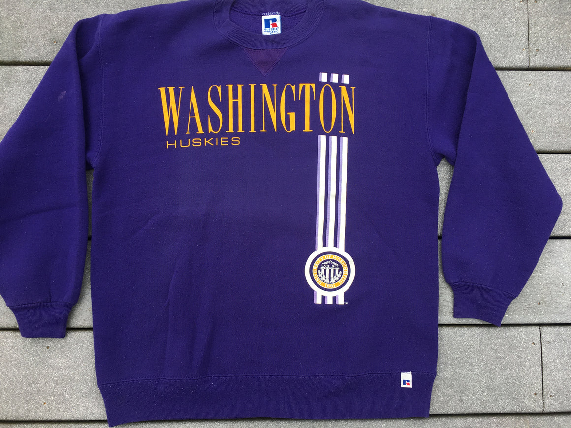 Vintage Washington Huskies sweatshirt  - XL