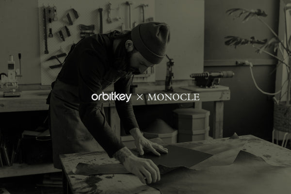 Introducing Orbitkey X Monocle