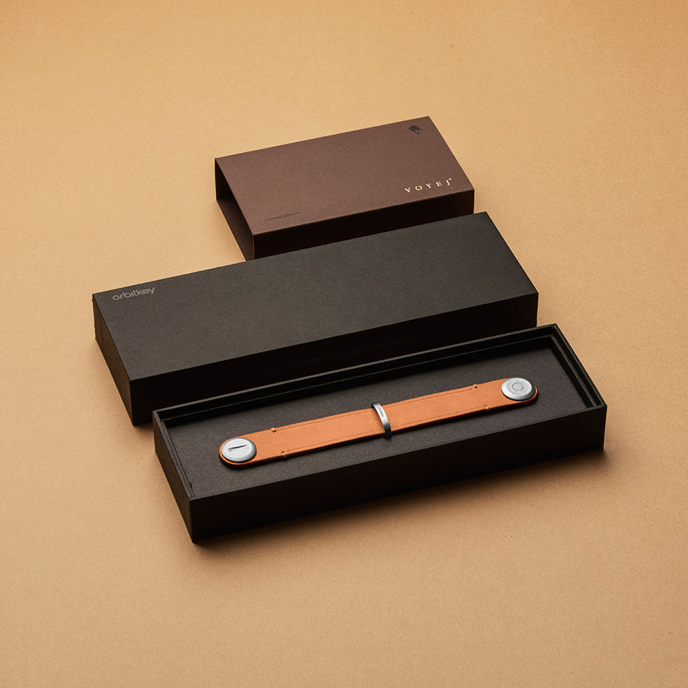 Orbitkey x VOYEJ   Limited Edition