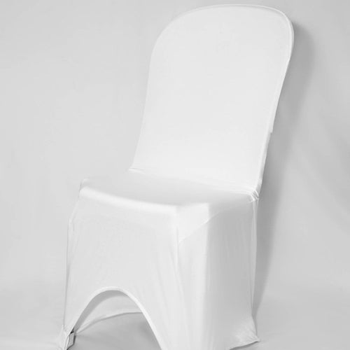 Lycra Chair Cover - White