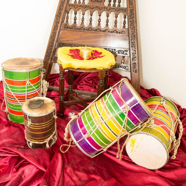 Dholki Indian Drum
