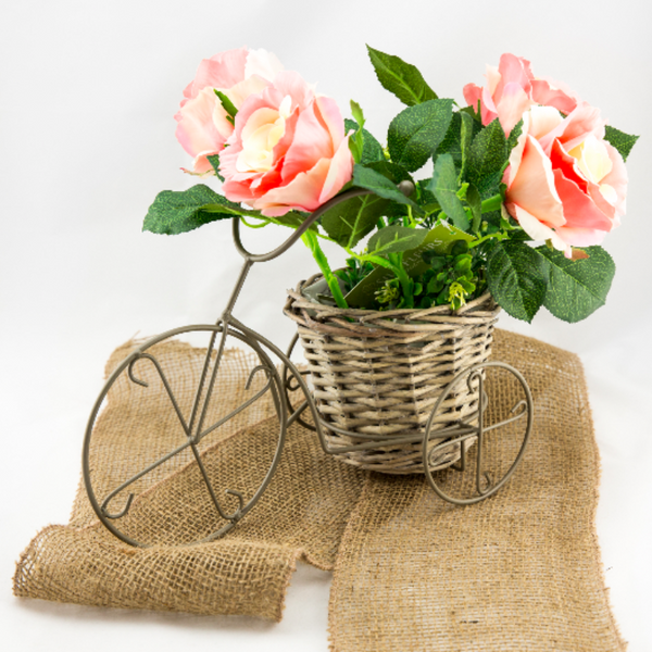 Table Runner - Burlap