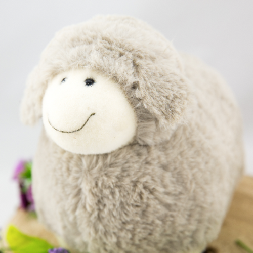 Sheep - Stuffed Animal Prop