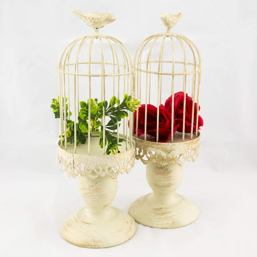Birdcages Mini Set - Gold