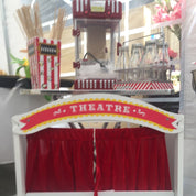 Wooden Theatre prop