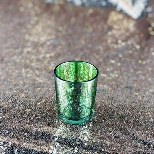 Votive - Green Damask