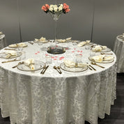 Table reception round- Hire