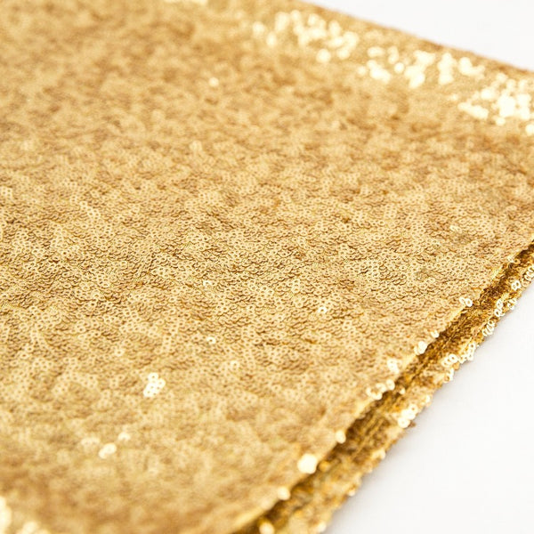 Sequin Tablecloth - Gold