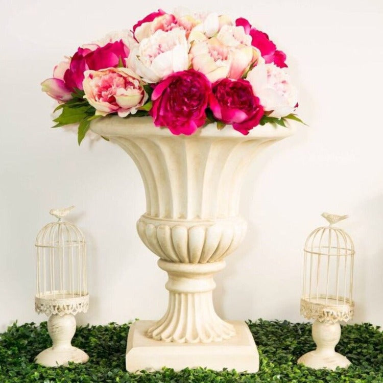 Vintage Urn and Plinth -hire