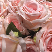 Roses pink hire