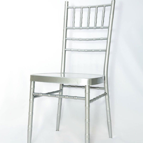 Tiffany Chair - Silver