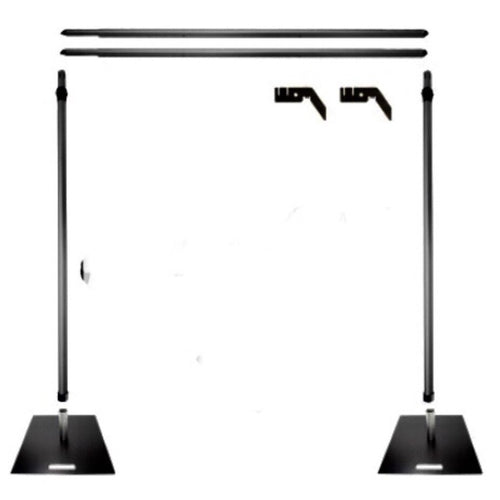 Backdrop Stand - Professional Double Bar