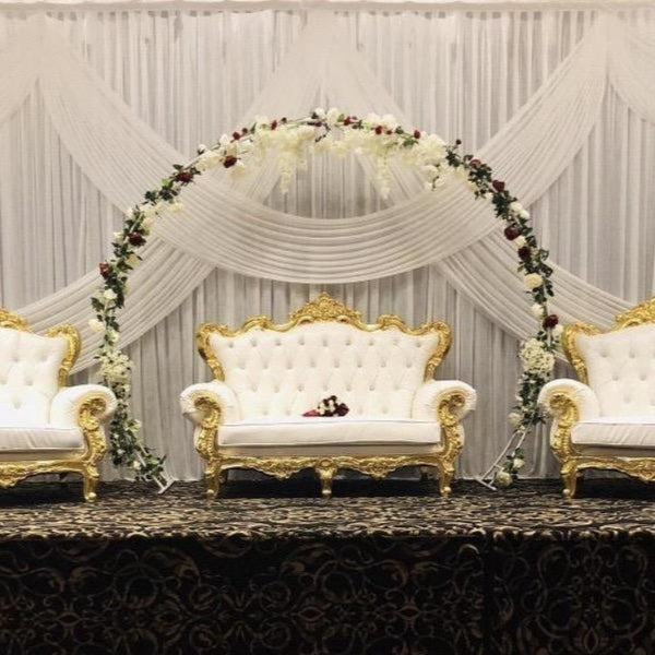 3 Piece Wedding Sofa Package
