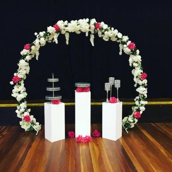 Stage Package - Arch & Plinths