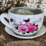 Props-large cup and saucer