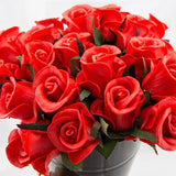 Rose Bouquet - Red