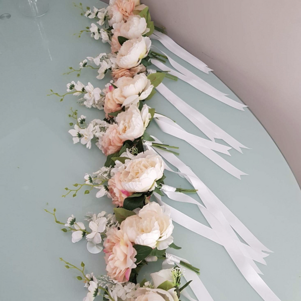 Apricot Floral - Ceremony Package