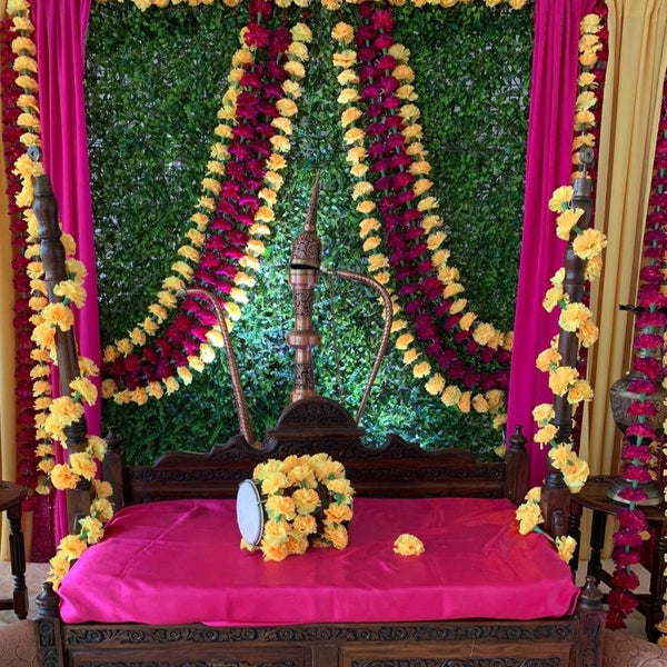 Garden Sangeet Package