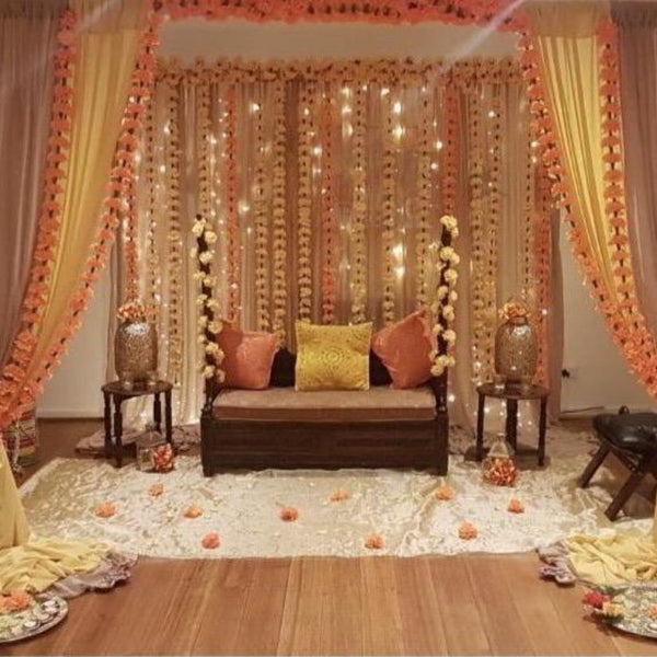 Stage Package - Sunshine Mehndi